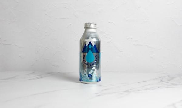 Alkaline Spring Water - Small Aluminum Botte