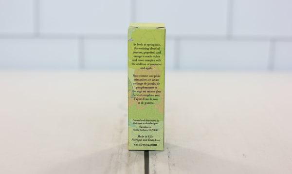 Organic Roll-On Perfume - Floral Citrus