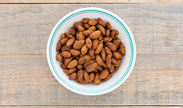 Lime and Pepper Almonds