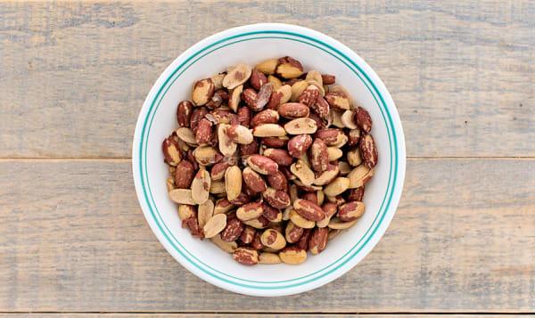 Salted and Roasted Peanuts