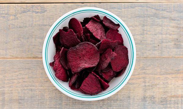 Beet Chips