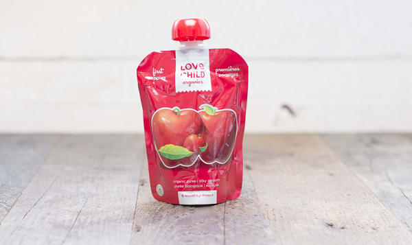 Organic Simple Firsts - Apples