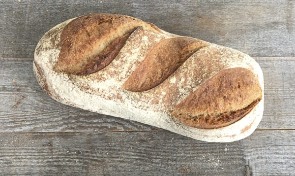 Organic Whole Spelt Bread