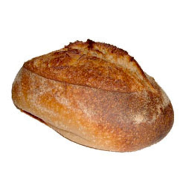 Organic Rustic White Bread
