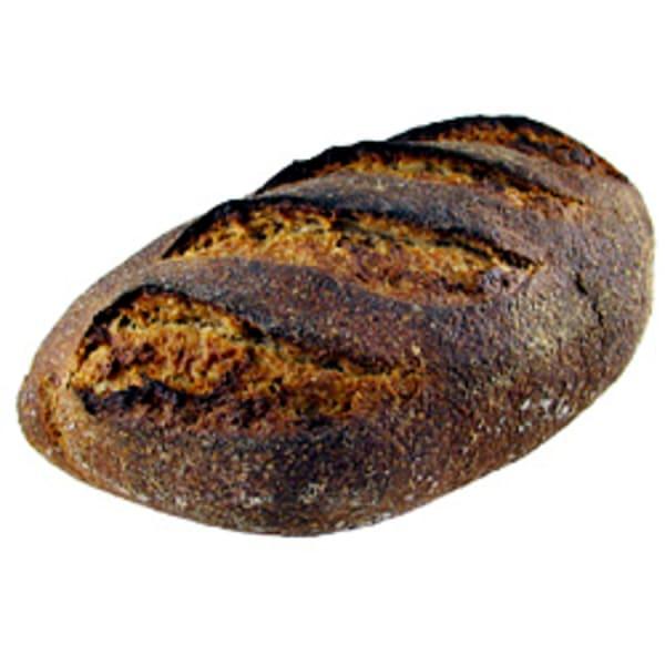 Organic Seeded Rye Bread