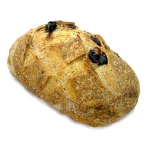 Organic Black Olive Bread