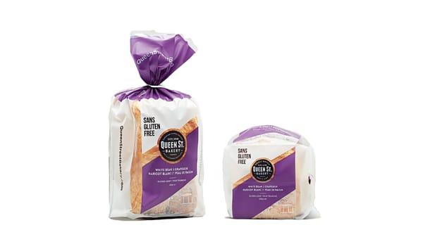 White Bean & Grape Skin Loaf (Frozen)