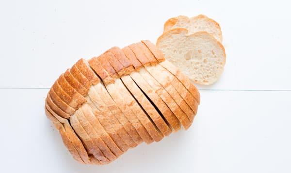 Tuscany Loaf - Sliced