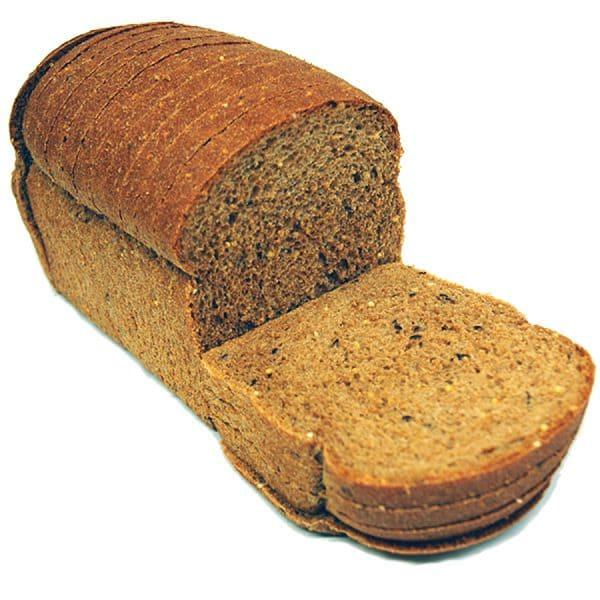 Spelt Bread - sliced