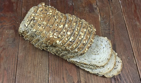 Multigrain Bread - sliced