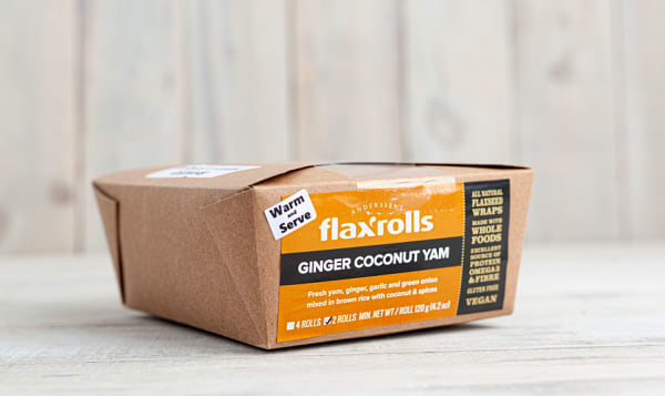 Ginger Coconut Yam (Frozen)