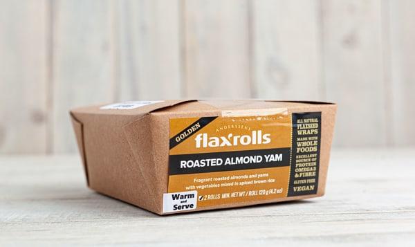 Golden Roasted Almond Yam (Frozen)