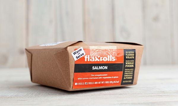 Wild Salmon & Vegetable (Frozen)