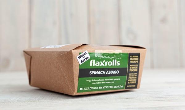 Spinach Asiago (Frozen)