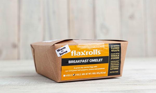 Breakfast Egg Omelet (Frozen)