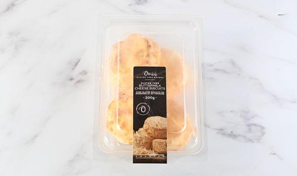 Three Cheese Biscuits (Frozen)