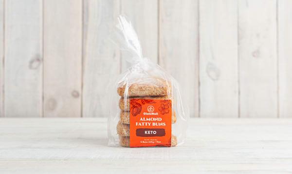 Keto Friendly Almond Fatty Buns