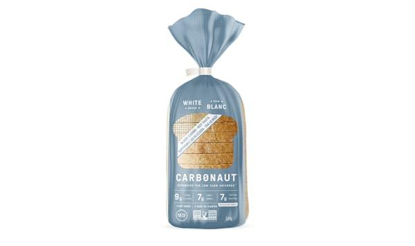 Keto Bread, White (Frozen)
