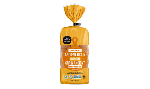Organic Ancient Grain Bread (Frozen)