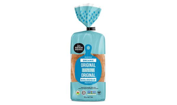 Organic Original Bread (Frozen)