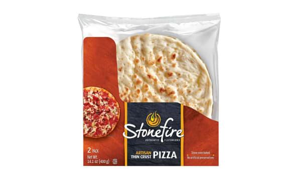 Artisan Thin Crust Pizza