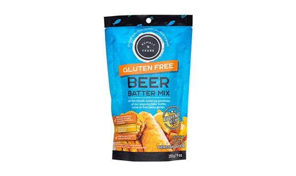 Gluten Free Beer Batter
