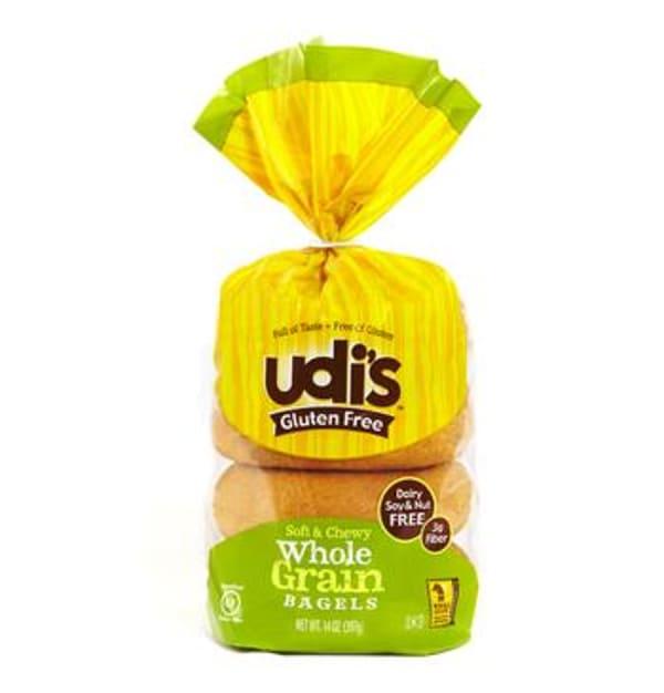 Whole Grain Bagels (Frozen)
