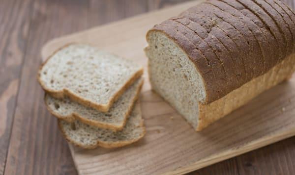 Cracked Wheat Sunflower Bread Sliced