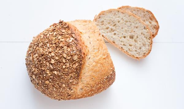 Peasant Farmer Multigrain Bread Sliced - Yeast, Sugar & Fat Free