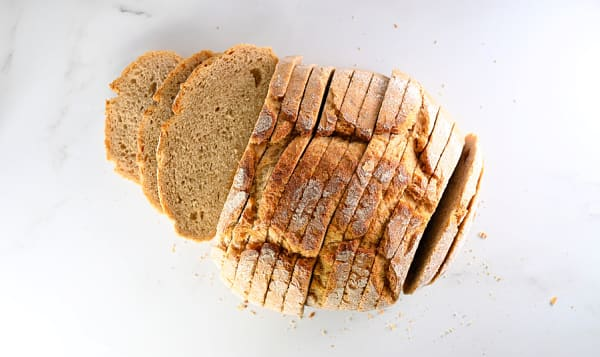 Organic Barvarian Crust