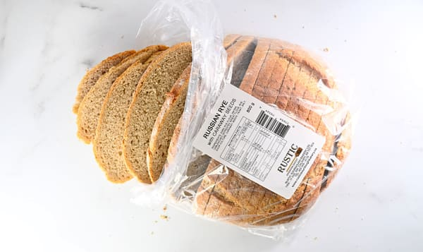 Russian Rye with Caraway