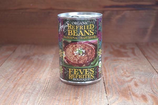 Organic Traditional Refried Beans - BPA Free
