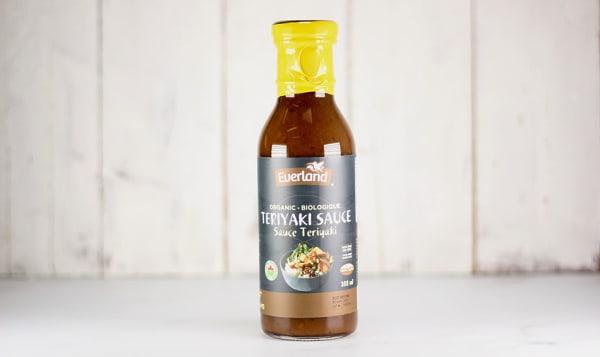 Organic Terriyaki Sauce