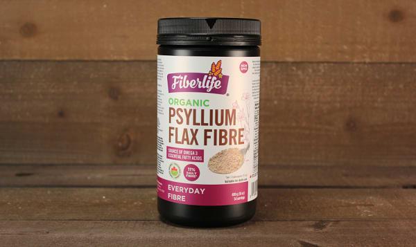 Organic Psyllium Flax Seeds