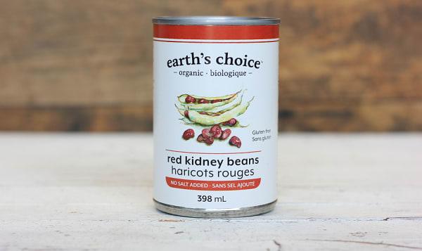 Organic No Salt Added Kidney Beans