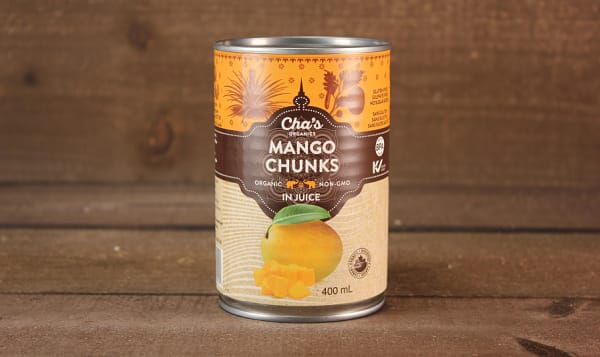 Organic Mango Chunks