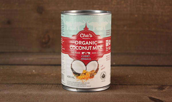 Organic Curry Masla Coconut Milk