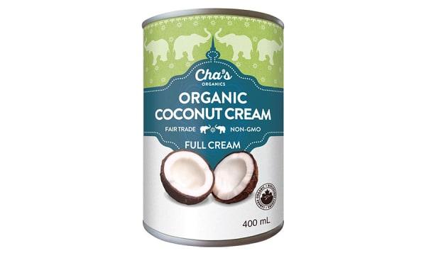 Organic Coconut Cream (BPA & Gum Free)