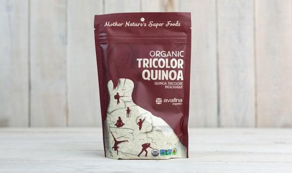 Organic Tricolor Quinoa