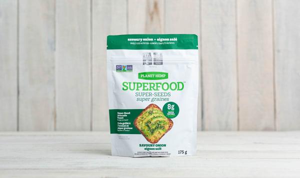 Savoury Onion Super-Seeds