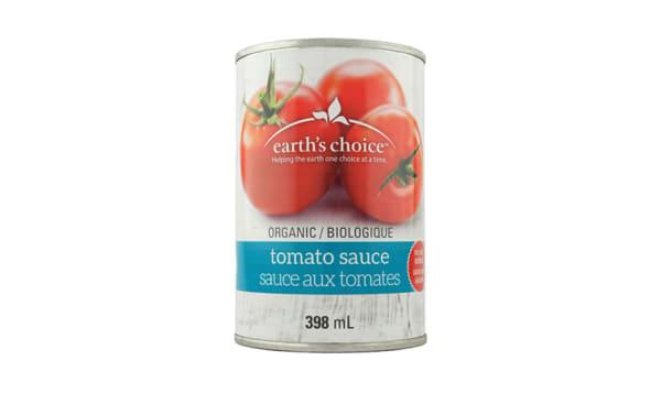 Organic Tomato Sauce - No Salt