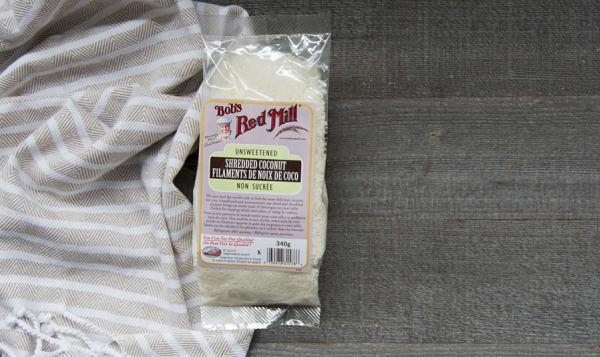 Unsweetened Medium Shredded Coconut