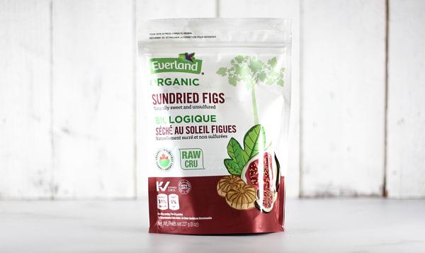 Organic Figs, Sundried