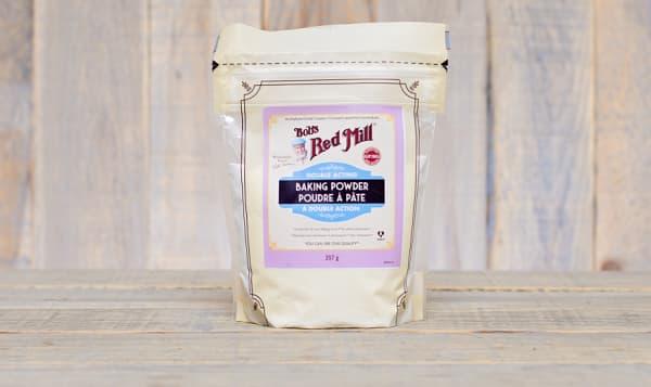 Baking Powder - Aluminum and Gluten Free