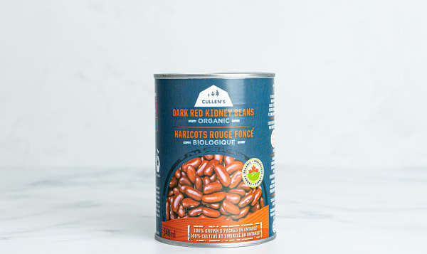 Organic Canned Kidney Beans