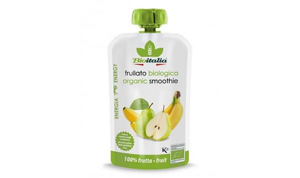 Organic Pear and Banana Puree