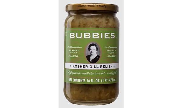 Kosher Dill Relish