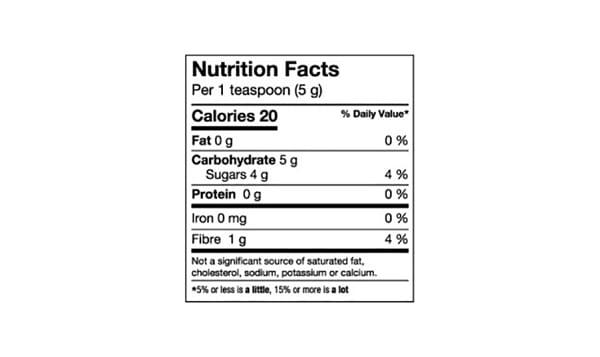 Organic Raw Date Sugar