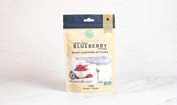 Freeze Dried-Blueberry Powder