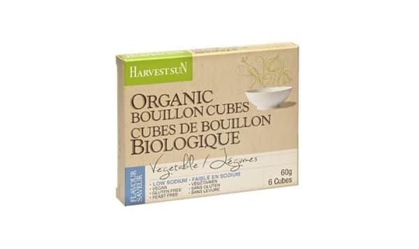 Organic Low Sodium Vegetable Bouillon